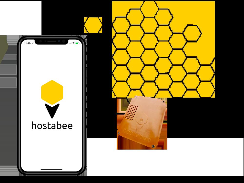 Grâce à l'apiculture connectée.